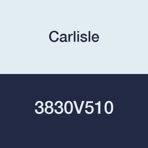 """Carlisle 3830V510 Variable Speed Cog-Belt, Rubber, 2.375""""..."""