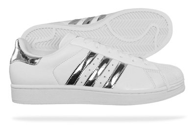 Adidas Superstar 2 Womens White
