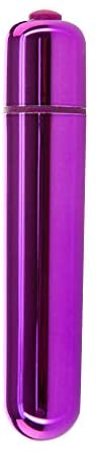 Pure Love Vibrator Bullet, Purple, 3.5 Inch