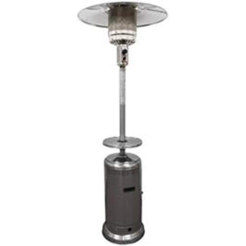 Jur_Global 87 in. Stainless Steel Tall Patio Heater (Stainless In Heater 87 Steel Patio)
