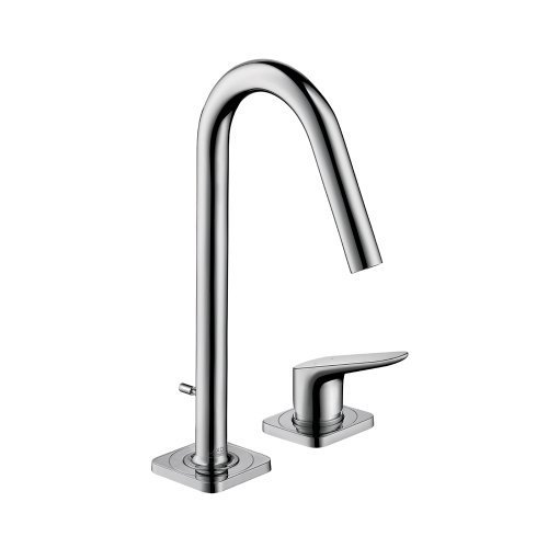 Hansgrohe 34132001 Citterio M Single-Handle 2-Hole Faucet by Hansgrohe