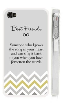 Best Friends Quote Iphone 4 Case Best Friend Someone Who Knows