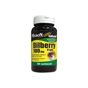 Herbal Actives Bilberry - 1