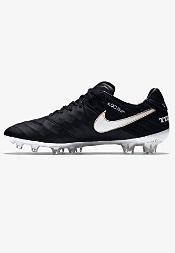 Zapatillas fútbol Hombre Tiempo Legend VI FG, Hombre, negro negro