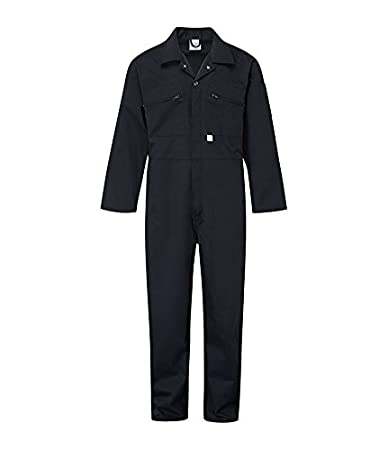 Blue Castle 366/GN-42 42-Inch Zip Front Coverall Boilersuit - Spruce Green Castle Clothing Ltd