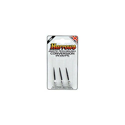 Harrowsアクセサリー Conversion Point Aluminum【ダーツ/darts】【アクセサリ/accessories/ダーツ】の商品画像