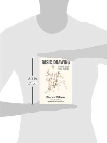 Basic Drawing How To Draw What You See Amazon Charles