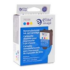 Elite Image ELI75327 Remanufactured HP14 Inkjet Cartridges Ink