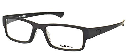 Oakley Airdrop OX8046-0155 Eyeglasses Satin Black
