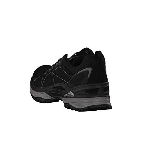 Lowa zapatillas de exterior Ferrox GTX Lo 310610 - Negro/Gris, Sintético, 41.5 UE / 7.5 GB