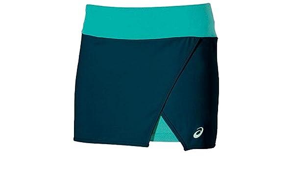 ASICS - Padel Skort, Color Azul, Talla L: Amazon.es: Deportes y ...