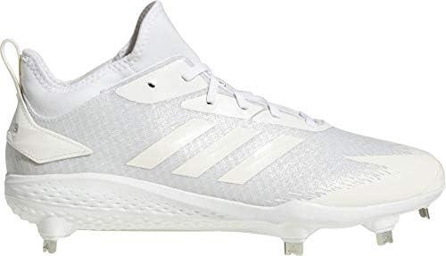 86f6172f2065 Amazon.com: adidas Men's Adizero Afterburner V Dipped Metal Baseball Cleats,  (Black, 8.5 D(M) US): Sports & Outdoors
