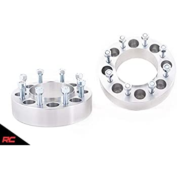 8x6.5 Hub to 8x170 Wheel trailsport4x4 2 inch Adapter Kit for Ford