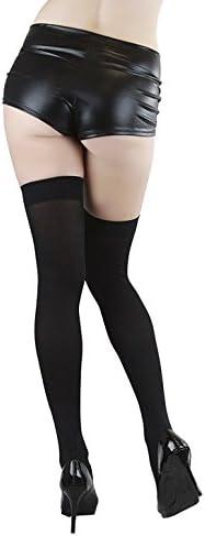 Details about  /Women Girls Halloween Skeleton Long Knee High Socks Costume Cosplay Hosiery I7L2