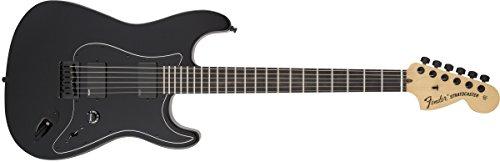 Fender Jim Root Signature Stratocaster Electric Guitar, Ebony Fingerboard, Black