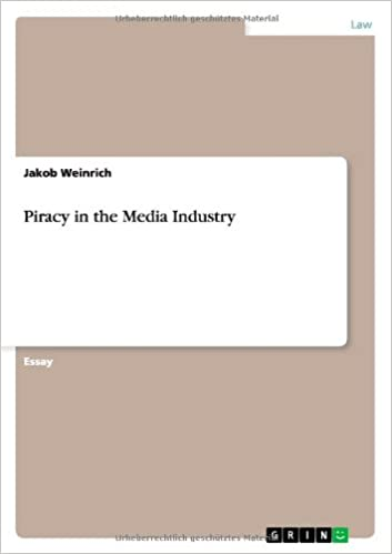 Effective Leadership Essay Amazoncom Piracy In The Media Industry  Jakob Weinrich  Books Essay On Starbucks also Writing A Discursive Essay Amazoncom Piracy In The Media Industry  Jakob  Betrayal Essay
