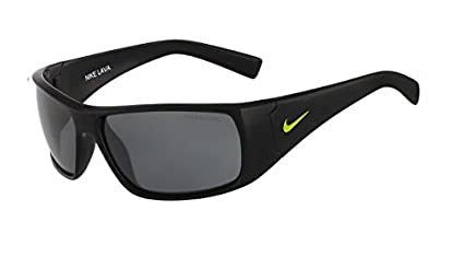 488731e67c Amazon.com  Nike Grey Lens Lava Sunglasses
