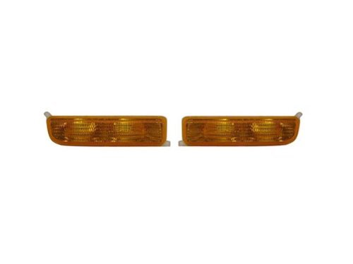 Jeep Cherokee Replacement Turn Signal Light - 1-Pair