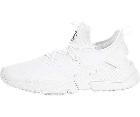 new style 53972 19abd Galleon - NIKE Air Huarache Drift Men s Running Shoes (7.5 M US, White Black )