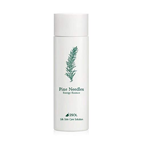 (2Sol Pine Needles Energy Essence 100ml with Pine Leaf Extract 80.36% K-beauty)