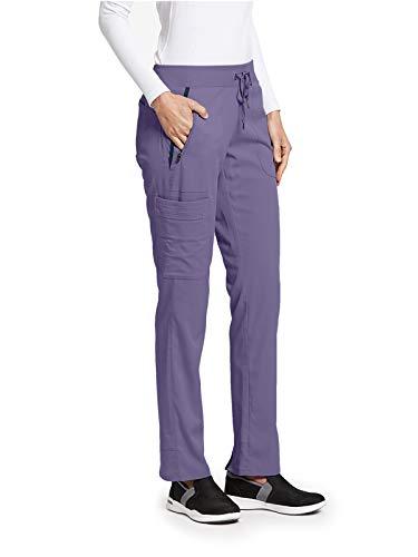 Grey's Anatomy Impact 7228 Women's Elevate Scrub Pant Iris Glaze XLT
