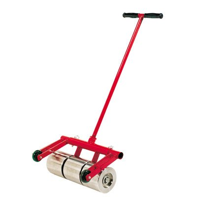 Roberts 10-952 100-Pound Vinyl and Linoleum Floor Roller with Transport Wheels
