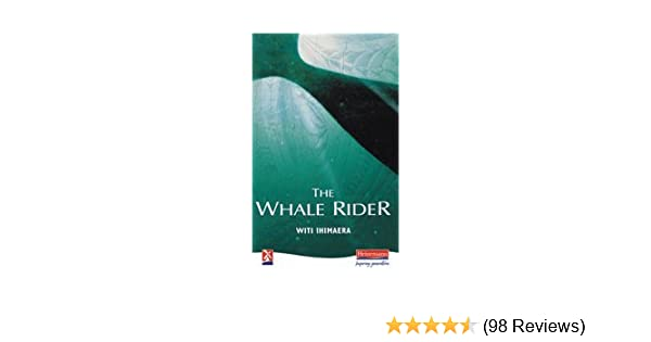 whale rider book analysis