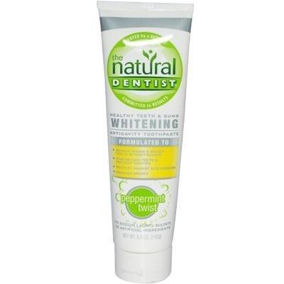 NATURAL DENTIST TPASTE,WHTNG,PEPPERMINT, 5 OZ by Natural Dentist