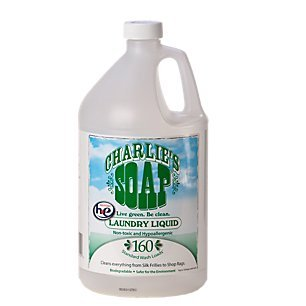Charlie's Soap – Fragrance-Free Laundry Liquid detergent