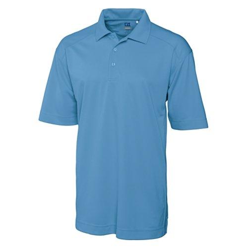 Cutter & Buck Men's Big-Tall Cb Drytec Genre Polo Shirt, Sea Blue, - 2014 Dad Gifts Top