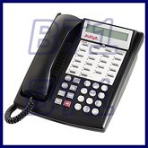 Avaya Partner 18D Telephone Black ()