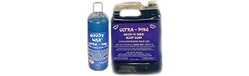 Woody Wax Pine Boat Soap - 128 oz.