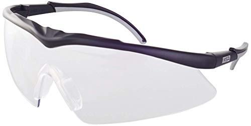 MSA Safety Lunettes pour tir sportif Lunettes de chasse TecTor Opirock UV400 + pochette en microfibre et cordon 1