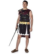 Karnival 82062 kostuum, Romeinse soldaat, voor heren, maat M