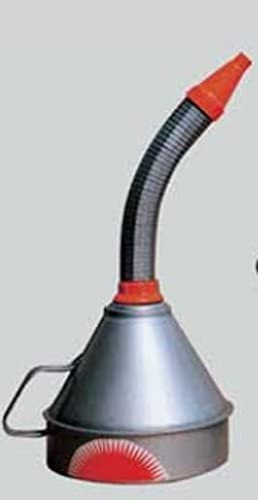Imbuto in metallo con filtro flessibile 200 mm di Maestri