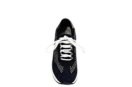 Cafenoir Cafe' Noir LDA526 Sneakers Women 228 Blu SX5QIR