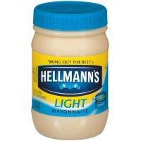 Hellmann's Light Mayonnaise 15 oz