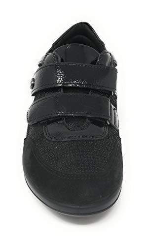 Femme Noir Enval Pour Soft Baskets wqgg1Rft7