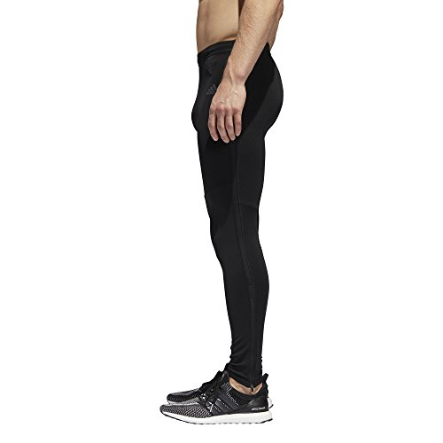 adidas Men's Response Long Tights, Black/Black, XX-Large by adidas (Image #3)