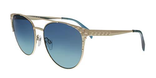 Just Cavalli JC750S 32W Gold Round Sunglasses for Womens (Just Cavalli Glasses)