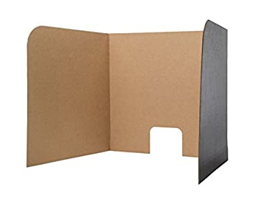 Flipside Products 61858 Computer Lab Privacy Screen, Small (Pack of 24)