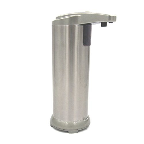Krois Automatic Soap Dispenser Hand Touchless Stainless ...