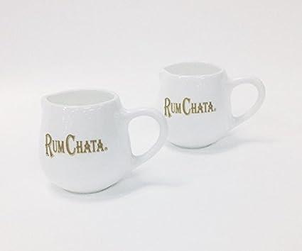 Ron Chata oz Jarra vasos de chupito | conjunto de 2 |: Amazon ...