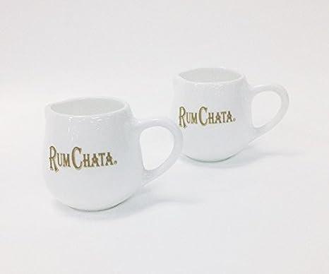 Ron Chata oz Jarra vasos de chupito   conjunto de 2  : Amazon ...