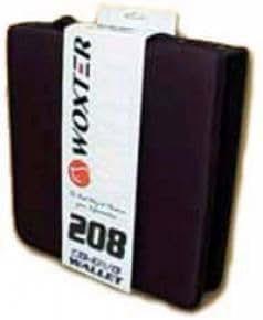 Archivador Woxter Nylon 208 CDs DVs