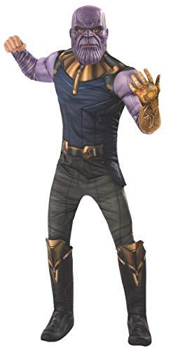 Rubie's Men's Marvel Avengers Infinity War Thanos Deluxe Costume, Standard]()