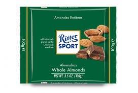 Ritter Sport Almond