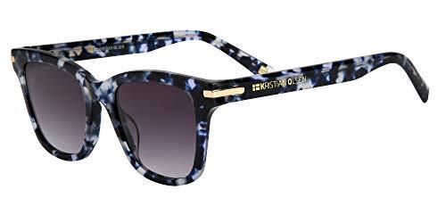 imprimé a Lunettes Olsen Or Homme soleil n Kristian de Bleu Sunglasses q8wEZTTv