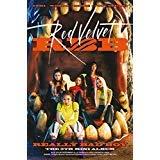 - SM Entertainment RED Velvet - RBB (5th Mini Album) CD+Booklet+Folded Poster+Extra Photocards Set