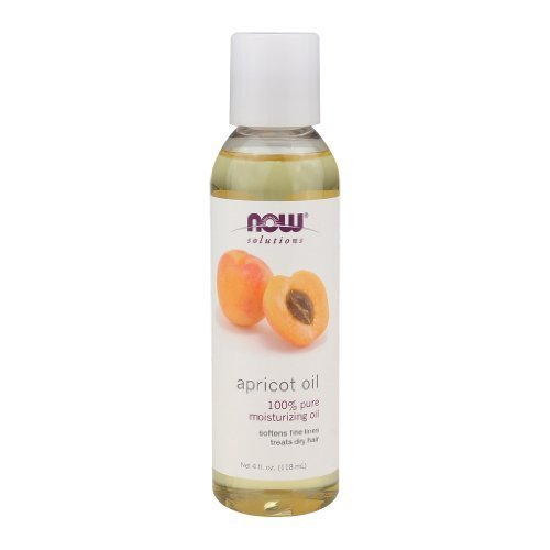 Now Foods Apricot Kernel Oil - 4 oz.  5 Pack